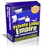 Thumbnail Private Label Empire - 1200 PLR Articles -Build You Own Info