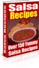 Thumbnail SALSA RECIPES EBOOK RESELL - Download Recipes/Manuals