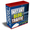 Thumbnail Instant Blog Traffic  by Louis Allport - w/Resell Rights - D