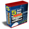 Thumbnail 5 Easy Ways To Maximize Your AdSense Commissions  by Louis A