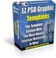 Thumbnail EZ PSD Graphic Templates - Download eBook