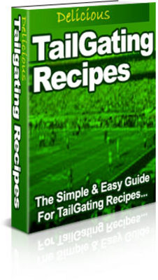 Pay for Delicious Tailgating Recipes - Documents / eBooks