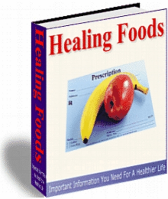 Pay for Healing Foods - Download Recipes/Manuals