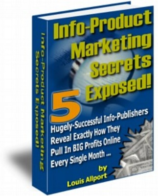 Pay for Info-Product Marketing Secrets Exposed with MRR