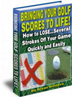 Pay for Bring Your Golf Score To Life With Master Resalel Rights