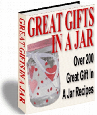 Pay for 200 + Great Gifts In A Jar - eBook - Plus Mrr