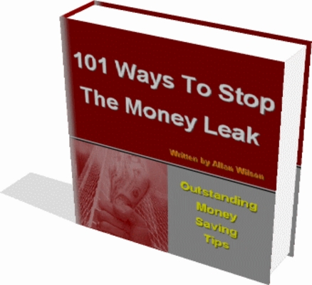 Pay for 101 Ways To Stop The Money Leak - Download eBooks