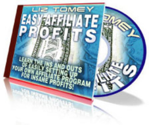 Pay for  Easy Affiliate Profits   Brandable Master Resale Right