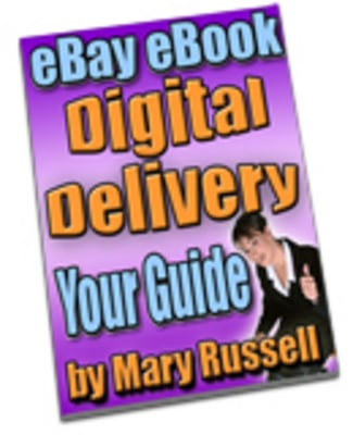 Pay for Digital Delivery of eBooks on eBay - Download eBooks