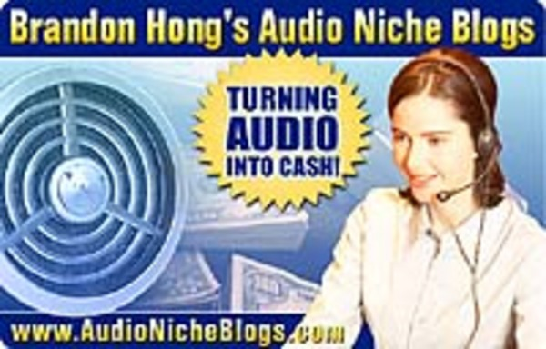 Pay for Cash In On Audio Niche Blogs