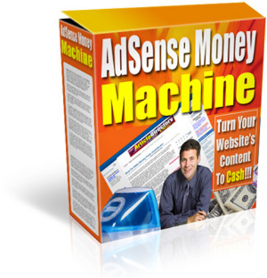 Pay for adsense money machine with resale rights - Download PHP