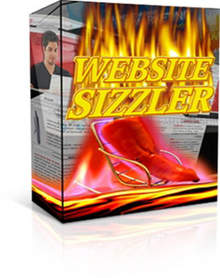 Pay for *NEW!*  Website Sizzler - Quickly Develop Content Rich Websi