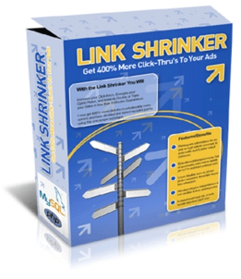 Pay for Link Shrinker - URL Redirect, Increase Your Sales - Download