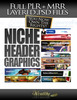 Thumbnail Niche Header Graphics