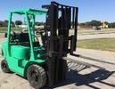 Thumbnail Mitsubishi Gasoline Forklift Truck FG15K, FG18K, FG20K, FG25K, FG30K, FG35K Workshop Service Manual