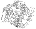 Thumbnail Mitsubishi K21, K25 Gasoline Engine Service Repair Manual