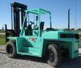 Thumbnail Mitsubishi Diesel Forklift Truck  FD100, FD115, FD135, FD150A Workshop Service Manual