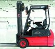 Thumbnail Linde Forklift Trucks 335-03 series E16C-03, E16P-03, E20P-03 Original Instuctions (User Manual)