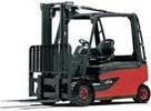 Thumbnail Linde Electric Forklift Truck 388 Series: E35, E40, E45, E50 Operating Manual