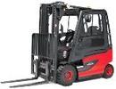 Thumbnail Linde Electric Forklift Truck 387 Series: E20, E25, E30, E35 Operating Manual (User Manual)