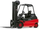 Thumbnail Linde Electric Forklift Truck 346 Series: E18, E20, E20P Operating Instruction ( User Manual )