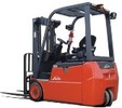 Thumbnail Linde Electric Forklift Truck 346 Series: E18, E20 Service Training Manual