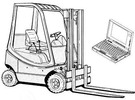 Thumbnail Linde IC-Engined Forklift Truck 350-02 Series: H12, H16, H18 Service Training Manual