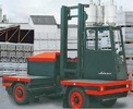 Thumbnail Linde Forklift Truck 316 Series with Cummins Tier 3 Engine: S30, S40, S50, S60 Operating Manual (User manual)