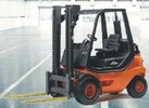 Thumbnail Linde  IC-engined Ex-proof Forklift Truck 351-02 series: H20, H25, H30 Service Training Manual