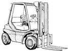 Thumbnail Linde IC-Engined Forklift Truck H351-03 Series: H20, H25, H30, H35 Service Training Manual