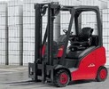 Thumbnail Linde IC-Engined Forklift Truck 391 Series: H14, H16, H18, H20 Service Training Manual