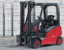 Thumbnail Linde LPG Forklift Truck 391 Series H14, H16, H18, H20 Operating Manual (User manual)
