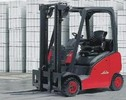 Thumbnail Linde Diesel Forklift Truck 391 Series: H14, H16, H18, H20 Operating Manual (User Manual)