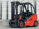 Thumbnail Linde Forklift Truck 392 Series H20, H25 Service Training manual