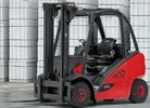 Thumbnail Linde Forklift Truck 392-02 Series: H25, H30 Service Trainining Manual
