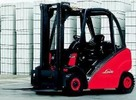 Thumbnail Linde Diesel Forklift Truck 392 Series: H20, H25 Operating Manual (User manual)