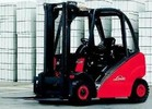 Thumbnail Linde Diesel Forklift Truck 393 Series: H25D, H30D, H35D Operating Manual (User Manual)