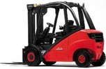 Thumbnail Linde Forklift Truck 393 Series: H25, H30, H35 Service Training manual and Schematic Diagrams