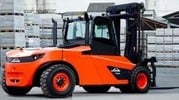 Thumbnail Linde Forklift Truck H-Series Type 1401: H100, H120, H140, H150, H160 Operating Manual (User Manual)