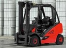 Thumbnail Linde Diesel Forklift Truck H-Series Type 393: H25D-02, H30D-02, H35D-02 Operating Instructions (User Manual)