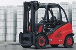 Thumbnail Linde Mains-powered Forklift Truck H-Series Type 394: H40V,