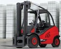 Thumbnail Linde LPG Forklift Truck H-Series Type 394-02: H40T-02, H45T-02, H50T-02 Operating Instructions (User Manual)