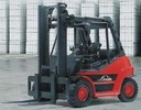 Thumbnail Linde Diesel Forklift Truck H-Series Type 396: H50D, H60D, H70D, H80D Operating Instructions (User Manual)