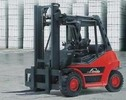 Thumbnail Linde LPG Forklift Truck H-Series Type 396: H50T, H60T, H70T, H80T Operating Instructions (User Manual)