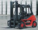 Thumbnail Linde Diesel Forklift Truck H-Series Type 396-02: H50D-02, H60D-02, H70D-02, H80D-02 Operating Instructions (User Manual)