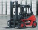 Thumbnail Linde Diesel Forklift Truck H-Series Type 396-02: H50D-02, H60D-02, H70D-02, H80D-02 Operating Instructions (User Manual)
