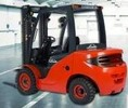 Thumbnail Linde Forklift Truck H-Series Type 1218: HT25D, HT30D Operating Instructions and Schematic Diagram