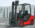 Thumbnail Linde Diesel Forklift Truck H-Series Type 1283: HT25Ds, HT30Ds Operating Instructions (User Manual)