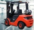Thumbnail Linde LPG Forklift Truck H1283 Series: HT25Ts, HT30Ts Operating Instructions (User Manual)