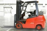 Thumbnail Linde Forklift Truck H1313 Series : H25CT, H27CT, H30CT, H32CT Operating Instructions (User Manual)